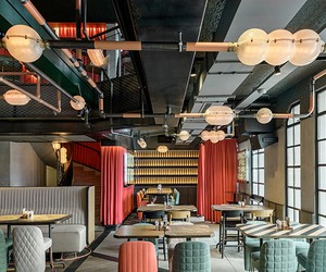 The Populist Bebek Restaurant By Lagranja Design
