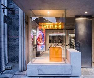 Little B Concept Store, Shanghai, China / Neri&Hu