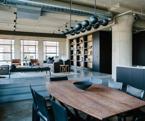 Arts District Loft in LA by Marmol Radziner