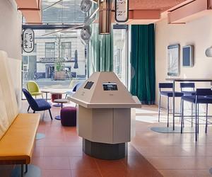 CityHub Rotterdam Hotel by Studio Modijefsky