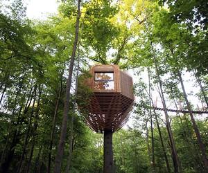 The Origin Treehouse by Atelier Lavit