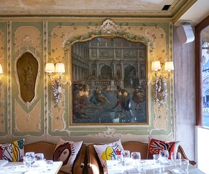 Starck Restores Quadri Restaurant in Venice