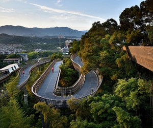 Fuzhou Forest Walkway by LOOK Architects, China