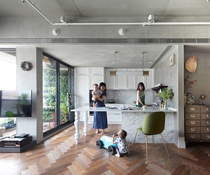 Bright House by HAO Design, Taiwan