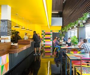 Bernie Grant Arts Centre's New Bar and Café