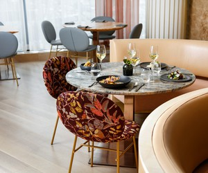 Botanist Restaurant by Ste.Marie Design