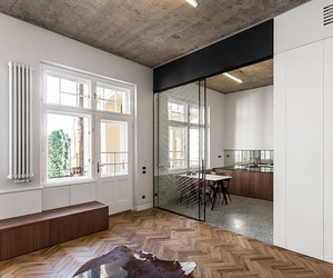 ERTLER Apartment Refurbishment / Alex Szűz Pop