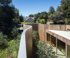 Roofless House, Atherton, USA / Craig Steely