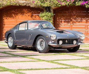 1962 Ferrari 250 GT SWB Is Going On Auction