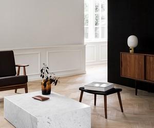 Norm Architects Renovates Poul Henningsen's House