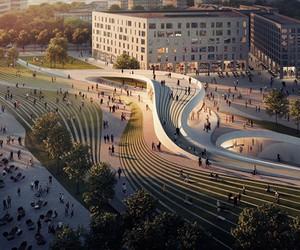 Zaha Hadid With A_Lab To Built Oslo's New Metro