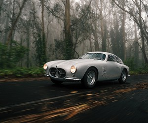 1956 Maserati A6G/2000 Zagato Is Going On Auction