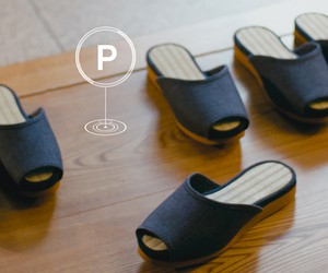 Hotel Offers Guests Nissan's Self-parking Slippers