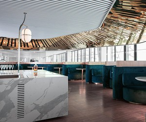 New Business Class Lounge For Air France