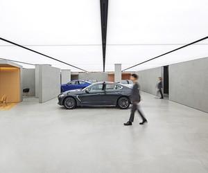 OMA Designs a Sleek Showroom for Hyundai's Genesis