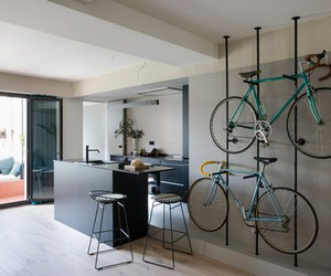 Sant Antoni Apartment by Colombo and Serboli