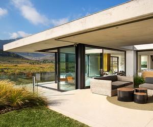 Restio River House by SAOTA, Pringle Bay