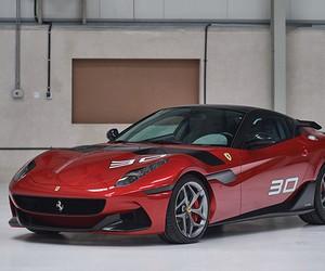 2011 Ferrari SP30 RM Sotheby's Auction