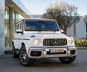 New Mercedes-AMG G63