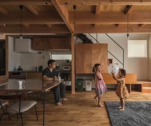 Noji House by Alts Design Office, Japan
