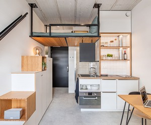 Standard Creates 218 Student Houses in Rotterdam