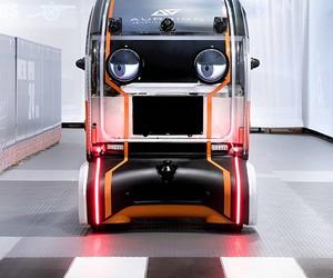 Jaguar Land Rover Virtual Eyes Pods