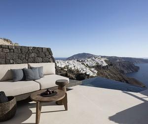 Vora Villa Santorini, Greece / K-Studio