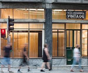 Mão Esquerda Vintage Store by Gustavo Guimarães