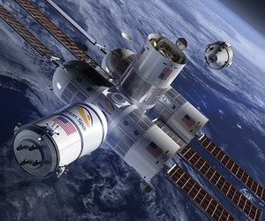 Aurora Station, The First Ever Luxury Space Hotel