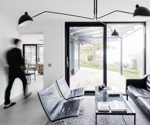 Villa G by André Pihl, Karlshamn, Sweden