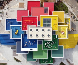 First Look Inside Bjarke Ingles' LEGO House