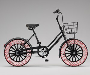 Bridgestone Introduces Air Free Bicycle Tires