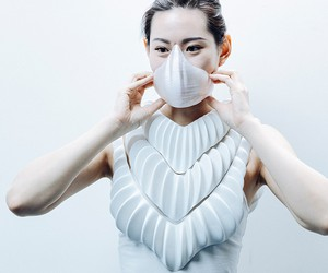 This Gill Garment Lets You Breathe Underwater