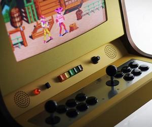 Love Hultén Design's OriginX Arcade Cabinet
