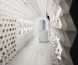 Claus Porto Store, New York / Tacklebox