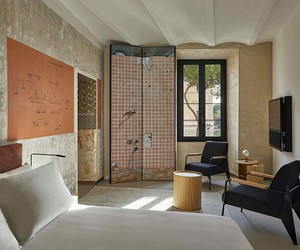 The Rooms of Rome Apartment by Jean Nouvel
