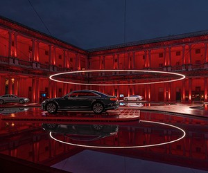Audi Unveils MAD Architects' Installation at MDW18