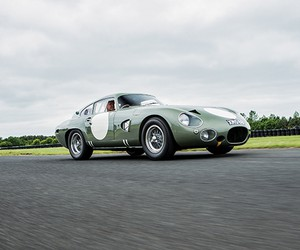 1963 Aston Martin Race Prototype on auction