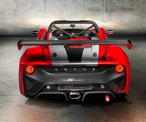 Lotus Unveils Its Quickest Street-legal Sports Car