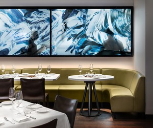Nota Bene restaurant by +tongtong, Toronto