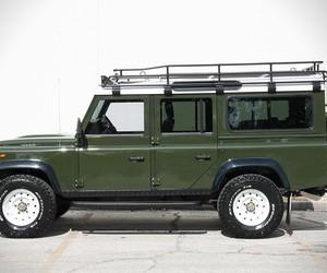 Land Rover Defender Project Pedigree
