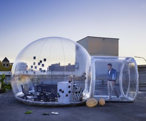 Bathroom Bubble (Urban/Nature) @ ISH 2013