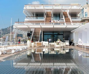 The Yacht Club de Monaco by Foster + Partners