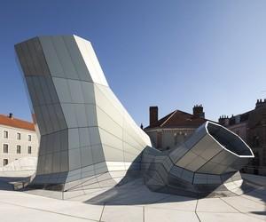 FRAC Centre extension by Jakob + MacFarlane