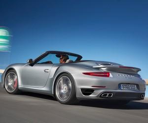 Porsche unvelis the New 911 Turbo Cabriolet Models
