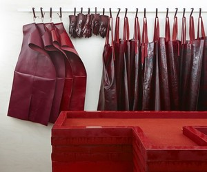 Studio Toogood's installation for Hermès