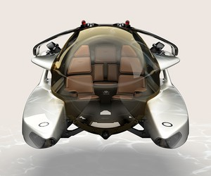 Aston Martin's Submersible Goes Into Production