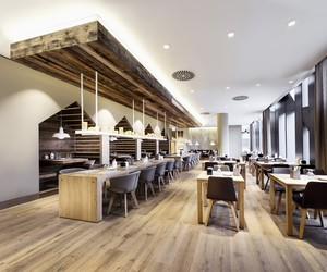 Sansibar  restaurant by Dittel Architekten