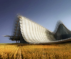 China Pavilion for Expo Milan 2015