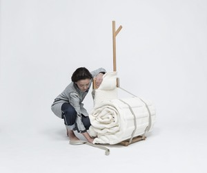 Furniture for a Nomadic Future